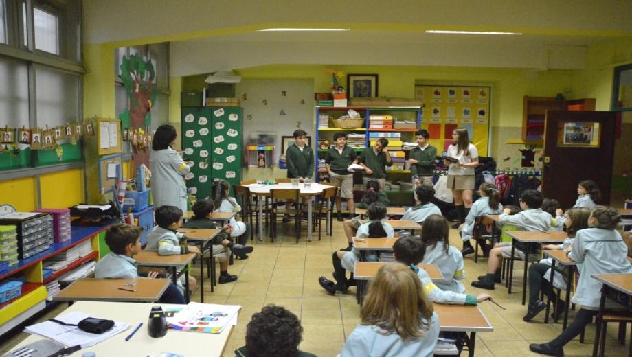Semana Ciencia Colegio Santo Domingo A Coruña